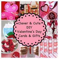 cute clever diy valentine s day cards gifts