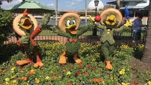 disney flower and garden. Interesting Disney First Look Epcot International Flower U0026 Garden Festival For 2018  Orlando  Sentinel Intended Disney And