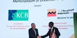 Atijari Wafa Banc Kcb Taps Moroccos Attijariwafa Bank In Trade Banking Deal