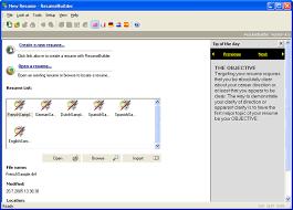 Sarmsoft Resume Builder Download Sarmsoft Resume Builder 4 8 60