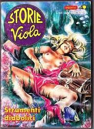 Italian erotic comics cover illustrations by Alessandro     Horrorpedia Sexy beautiful vampire erotic sensual lips  Isolated vector illustration   Slogan in horror comic style