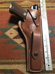 holster 4 ruger mark ii mark lll with 6 7 8 barrel for
