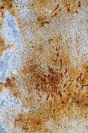 Light Corrosion Light Gray Metal Sheet Texture With Corrosion Background