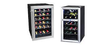 Wine cooler ratings.