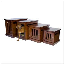 wood crate furniture. Best Denhaus Townhaus Wood Dog Crate Furniture Picture Of Cage Inspiration And Trend N