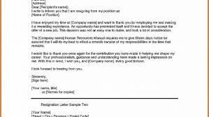 good letter of resignation resignation letter sample for personal reasons fitted immediate i