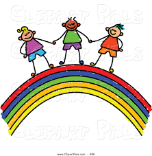 Pal Clipart of a Childs Sketch