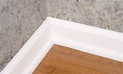 bathroom baseboard ideas. bathroom molding baseboard ideas
