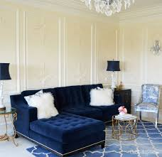 lovely navy tufted sofa 96 with additional sectional sofa ideas with navy tufted sofa