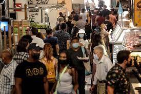 Los Angeles bemoans mask mandate while ...