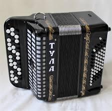 Tula 60 Bass B System Bayan Accordion
