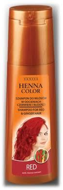 Red Pro Vlasy červené A Zrzavé