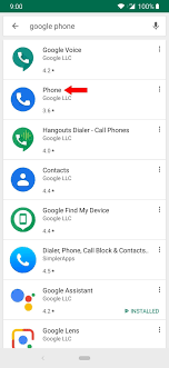 Google Phone Listing How To Get The Google Phone App With Spam Blocking