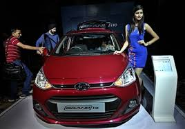 new car launches september 2013Hyundai Launches Grand i10 Photos and Images  Getty Images