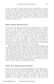 humanizing health care melanie sears nonviolent communication nonviolentcommunication com 34