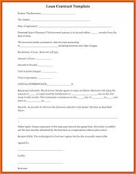 Loan Contract Template 2424 SAMPLE PERSONAL LOAN AGREEMENT Moutemplate 21