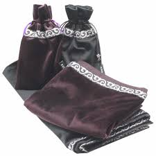 60x60cm purple <b>Tarot Tablecloth</b> blanket carpet Tarots cards game ...
