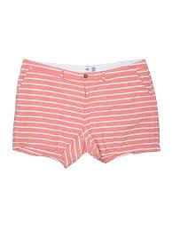 Old Navy Size Chart Women S Plus Details About Old Navy Women Orange Khaki Shorts 20 Plus