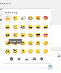 emoji text hangouts chat adds emoji reactions to web and mobile apps 9to5google