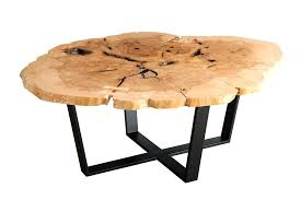 round live edge table round live edge ash table live edge table diy