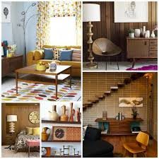 mid century home d cor trends vintage virtue