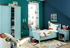 small kids bedroom ideas with blue walls and wood floor blue small bedroom ideas