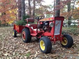 bush hog d4 10 with dt 1 bush hog dump cart and original rear wheel weights bush hog gallery garden tractor talk garden tractor forums