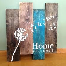 wood pallets wall art wood pallet wall decor ideas pallet wall art dandelion photograph dandelion wall