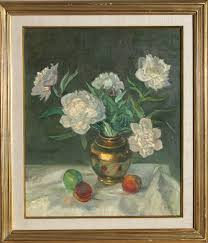 Amazon.com: Untitled - White Flowers Still Life: Adela Smith Lintelmann:  Home & Kitchen