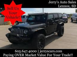 used 2017 jeep wrangler unlimited for