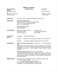 Resume Templates Engineering Enchanting Word Resume Template Software Engineer Goloveco
