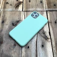 Ốp lưng dẻo mỏng dành cho iPhone 11 Pro Max - Màu xanh lá | PS CASE