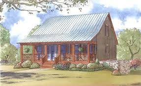rustic home plan front of home 155d 0005 house planore