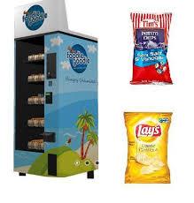Vending Machine Chips Extraordinary Potato Chips Automatic Vending Machine Food Vending Machines Beta