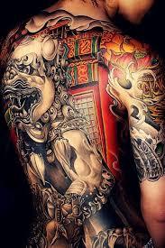 Tattoo Japonské Motivy Japonské Tetování A Jejich Význam