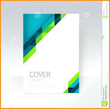 Word Cover Pages Free Download Cover Page Template Sample Portfolio Examples Pages