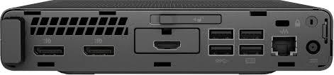 hp elitedesk elitedesk 800 65w g3 desktop mini pc 3 6 ghz 7th gen intel