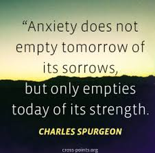 Spurgeon Quotes Fascinating 48 Charles Spurgeon Quotes On Anxiety Fear And Worry Cross