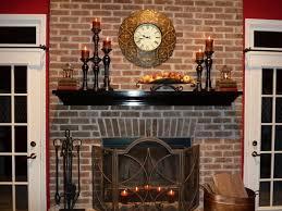 beautiful fireplace mantel decor