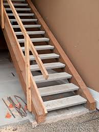 Stair handrail brackets from home depot are sold separately from the handrails themselves, so the first step is to ensure that you've purchased enough brackets to accommodate the handrail length. Osha Technical Manual Otm Section V Chapter 4 Occupational Safety And Health Administration