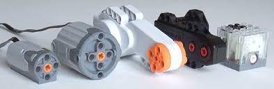 Lego 9v Technic Motors Compared Characteristics