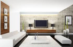 wall accent lighting. Modern Living Room - TV Lighting Wall Accent