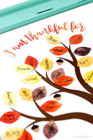 This FREE Printable Thankful Tree is the perfect activity for Thanksgiving  this year. Get your