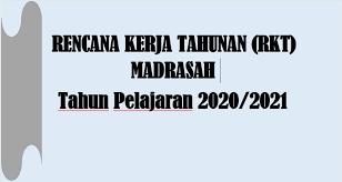 Umumnya pendaftaran beasiswa dilakukan secara online. Rencana Kerja Tahunan Rkt Madrasah Tahun Pelajaran 2020 2021 Admin Bawean