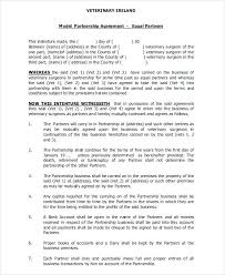 9 Partnership Termination Letter Templates Free Sample Example For ...