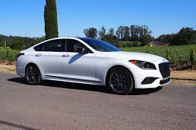 2018 genesis g80. interesting 2018 2018genesisg80sportfrontthreequarter02  on 2018 genesis g80