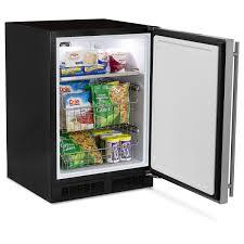 Under Counter Beverage Centers Undercounter Freezers By Marvel Premium Refrigeration