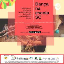Dança na escola SC