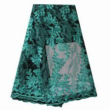 Ourwin <b>Latest Beaded Nigerian Lace</b> Fabric High Quality <b>Lace</b> ...