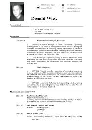 international format of cv resume template appealing world bank resume format template